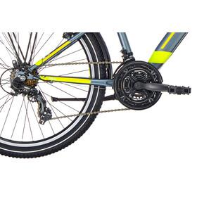 s'cool XYlite 24 21-S - Vélo enfant - steel gris